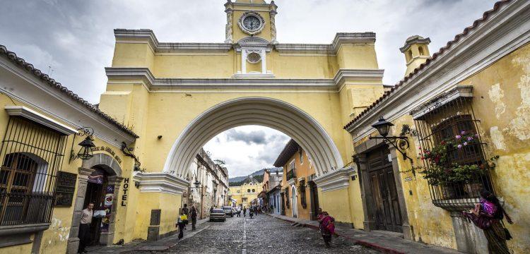 Disfruta de unas vacaciones en Guatemala