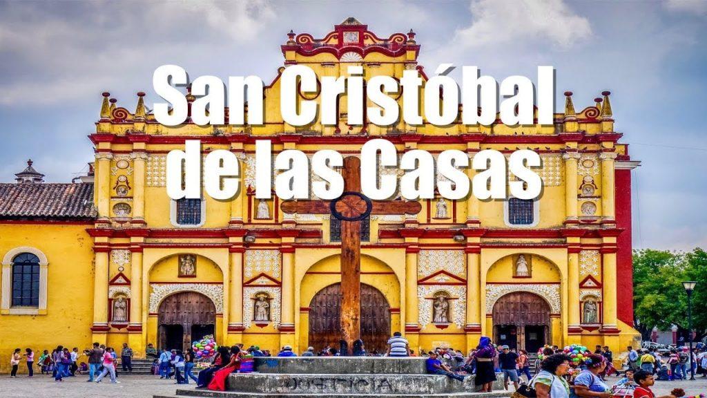 Conoce San Cristóbal de las Casas.