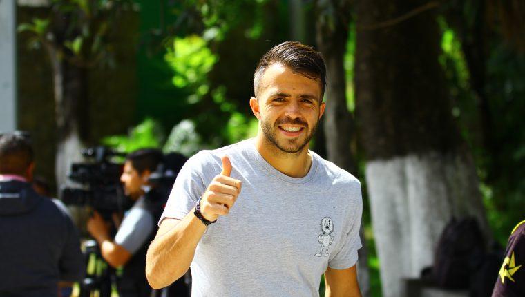 futbolista de guatemala