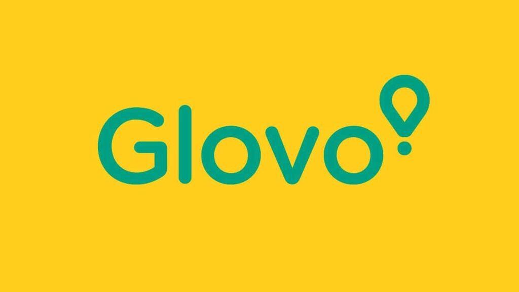 logo de la empresa Glovo