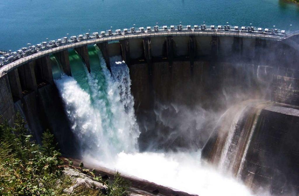 Central hidroeléctrica en guatemala