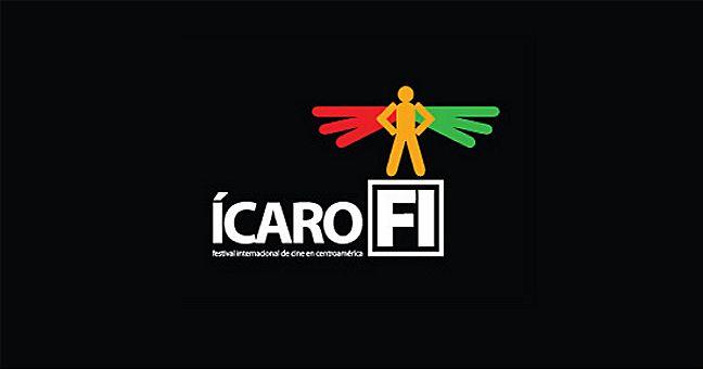 Cartel oficial del festival icaro