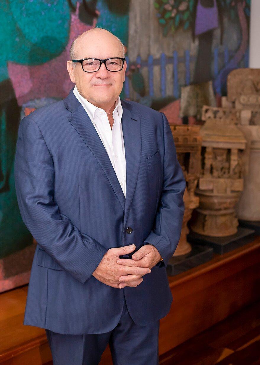 empresario Juan Luis Bosch Gutierrez