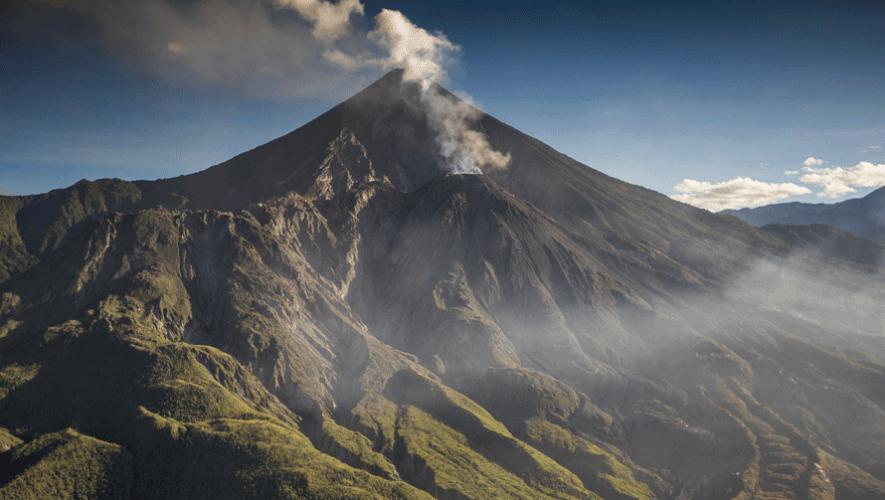Amanecer en el Volcán