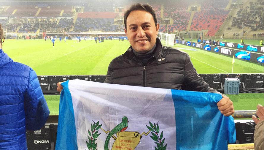 Técnico guatemalteco, Juan F. Roldán
