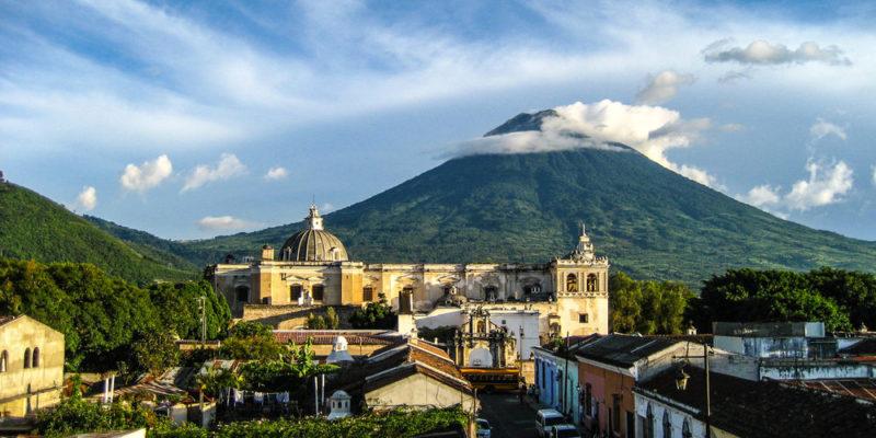 Guatemala paisajes