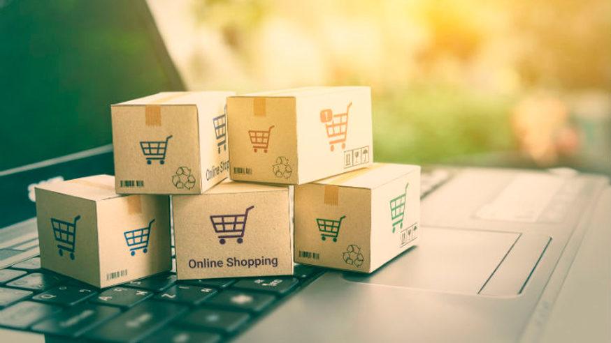 compras realizadas por internet