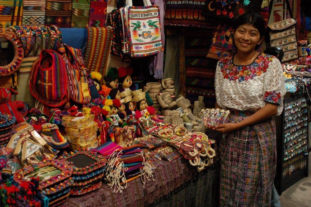 conociendo la cultura de Guatemala