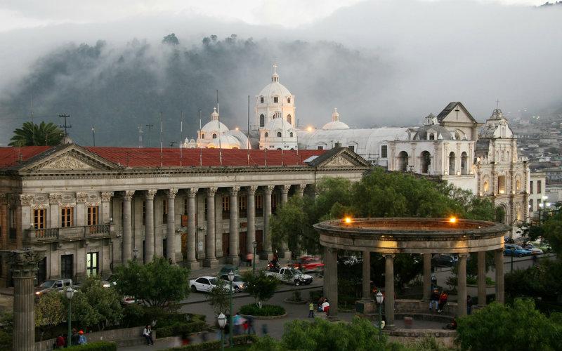 Xela Quetzaltenango Guatemala