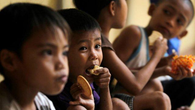 Lucha contra la desnutrición infantil crónica en Guatemala