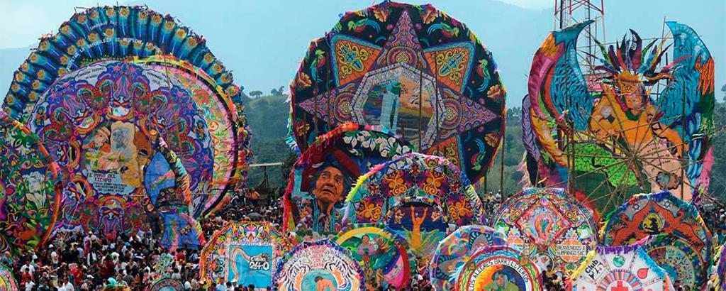 Dia de muertos Guatemala