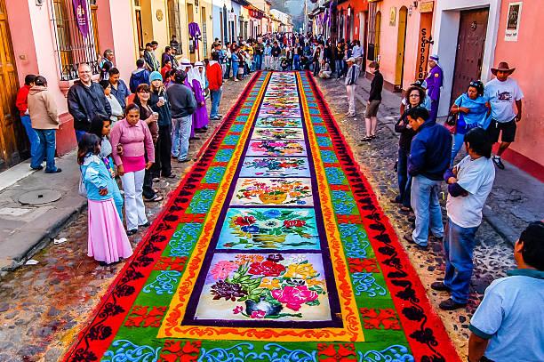 Semana santa festival guatemala