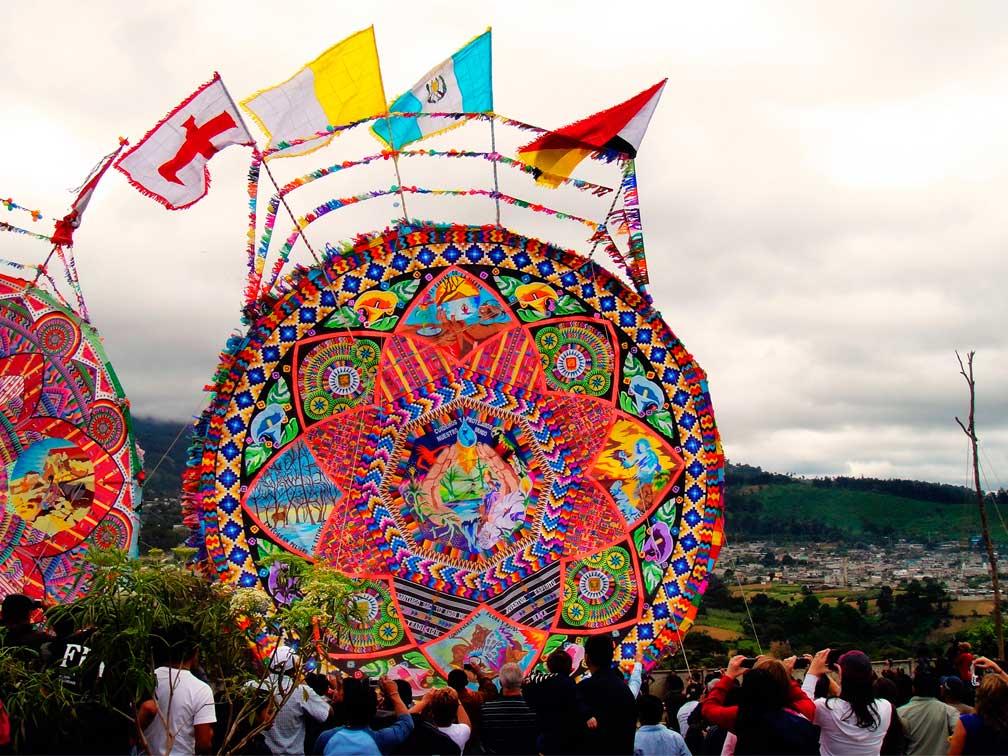 festivales en Guatemala